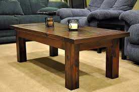 Wood Plans For End Tables by 4 Must Try Coffee Table Woodworking Plans For Beginners