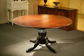 60 Pedestal Table 60