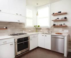 Kitchen Backsplash White Kitchen Modern Kitchen Backplash Ideas Marble Large Tile