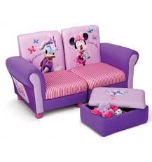 canapé minnie canapé minnie mouse avec pouf