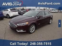 2011 Ford Fusion Interior Ford Fusion For Sale Carsforsale Com