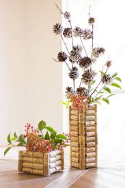 Heart Shaped Vase With Cork Diy Wine Corks 15 Cute And Clever Cork Crafts Cork You Ve And Wine