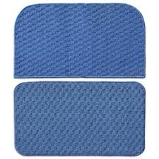 Navy Kitchen Rug Buy Blue Kitchen Rugs From Bed Bath U0026 Beyond
