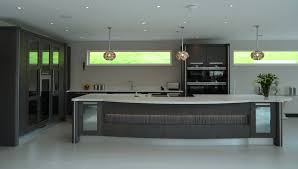 Grand Designs Kitchens by Stunning Stoneham Kitchen In Anthracite Oak With Black And White