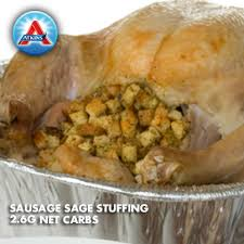 thanksgiving is not complete without this low carb