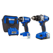 punch home design power tools shop kobalt 2 tool 24 volt max lithium ion li ion cordless combo