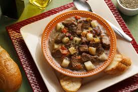 crockpot beef stew with onion soup mix recipe