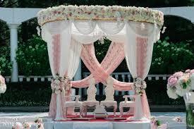 wedding ceremony canopy chic canopy mandap in keyport nj indian wedding by nynj