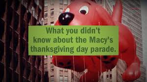 watch macy s thanksgiving day parade online nine amazing facts you didn u0027t know about the macy u0027s thanksgiving