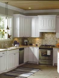 White Kitchen Ideas Pinterest Small Country White Kitchen Ideas Caruba Info