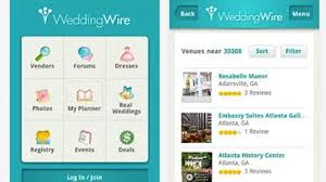 the best wedding planner top 10 best wedding planning apps for android ios iphone 2013