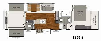 rv bunkhouse floor plans fifth wheel bunkhouse floor plans new rv net open roads forum