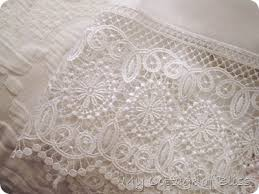 Shabby Chic Bed Skirts by My Cottage Of Bliss March 2011