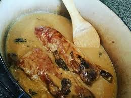 Recette Sauce Aux Morilles Recette Sauce Aux Morilles Séchées Facile Rapide 100 Images