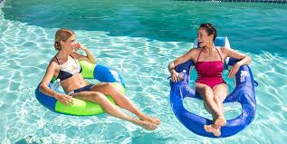 Floating Pool Lounge Chairs Pool Floats Swimways