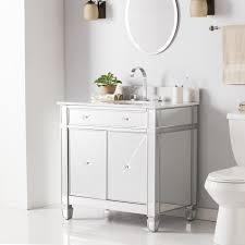 Design House Wyndham Vanity Bathroom White Single Bathroom Vanity 3 Wyndham Bathroom