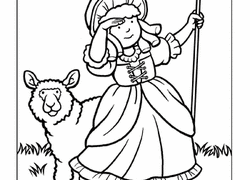 fairy tales coloring pages u0026 printables 3 education