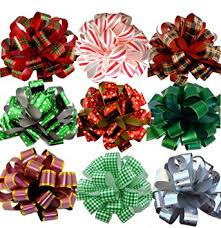 bows for gifts assorted large christmas pull bows for gifts wreaths