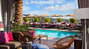 What Is A Hotel Wet Bar Hollywood Pool W Hollywood Pool W Hollywood