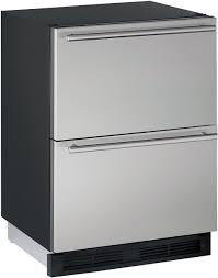 uline rolling tool cabinet u line 24 stainless steel refrigerator u 1224dwrs 00b
