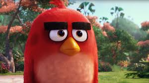 the angry birds movie trailer is out and it stinks like a pig