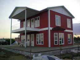 prefabricated duplex house karmod