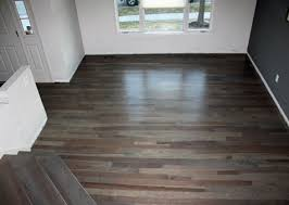 hickory flooring with a custom stain house ideas