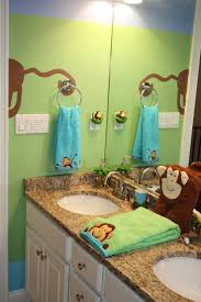 view monkey bathroom decor cool home design fancy to monkey