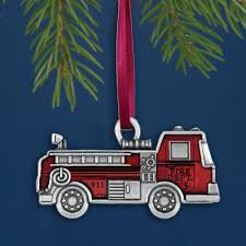 truck pewter ornament handcrafted in vermont danforth pewter
