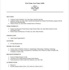 Resume For Residency Post Resume For Free Resume Template And Professional Resume