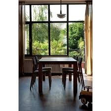 Teak Dining Room Chairs Ethnicraft Slice Teak Dining Table Solid Wood Furniture