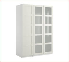 Ikea Bookcase With Glass Doors Pretentious Design White Bookcases With Glass Doors Bookshelves