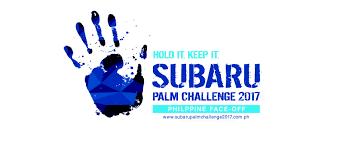 subaru philippines subaru ph u0027s subaru palm challenge 2017 happens next weekend