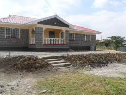 simple three bedroom house plans kenya