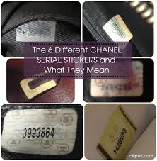 design expert serial number chanel serial number meaning and sticker guide lollipuff