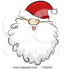 free printable santa face santa face coloring wood
