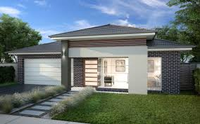 Single Level Home Designs by New Home Builders Jade 31 Single Storey Home Designs