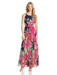 eliza j dresses zymall org eliza j women s sleeveless maxi dress with pleated bodice