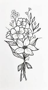 tattoo flower drawings pin by natalie rogers on tattoo pinterest tattoo piercings and