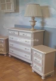 comodini grezzi da decorare laboratorio mobili da verniciare