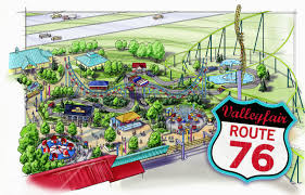 Cedar Fair Parks Map Cedar Fair Archives Coastercritic