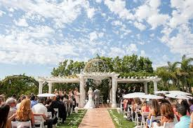 outdoor wedding venues in orange county orange county wedding venues villa de villa de