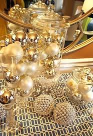 Christmas Tree With Gold Decorations Lovely Gold And White Christmas Table Decorations With Best 25