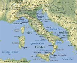 Map Of Verona Italy by Nicks Italian Restaurant