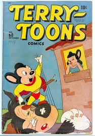 mighty mouse adventures of mighty mouse good comics