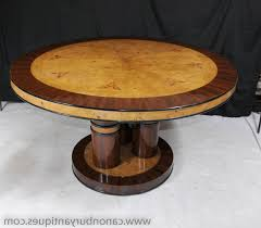 transform adjustable round dining table for your find art deco