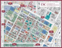 Virginia Tech Campus Map by Usc 8th College Presentation Palm Desert Campus University