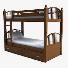 retro red brown dorm bed brownish red bunk bed double deck bed