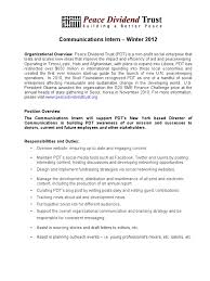 intern communications winter 2012 closing date october 2011