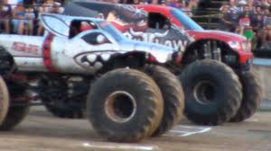 monster truck show ontario paris ontario thrill show 2012 youtube